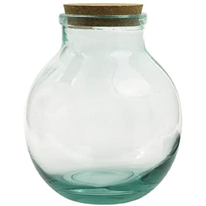 87e5f582a266 Amazon.com: Couronne Company G5056 Sphere Glass Jar 161.9 oz ...
