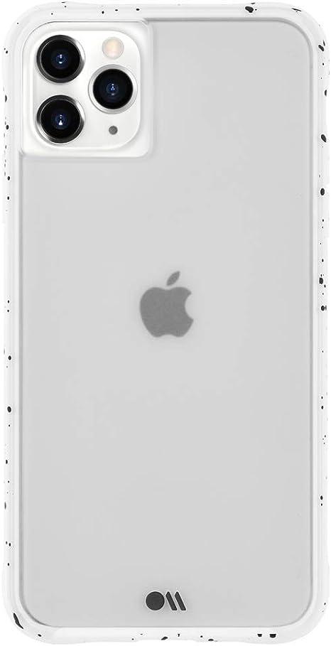 Case Mate Iphone 11 Pro Max Case Tough Speckled 6 5 White