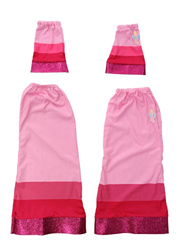 Elope My Little Pony Pinkie Pie Arm and Leg Hoofwarmer Costume Accessory Set ()