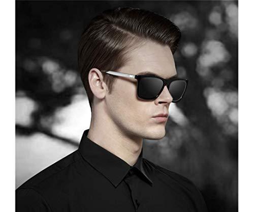 HD gafas de – moda sol Espejo – gafas de sol De Sol de Gafas polarizadas sol de redondas de baratas baratas mujer gafas de elegantes Polarizadas cat Verde eye gafas Elegantes gafas espejo baratas sol TYXRq4