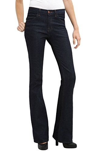 Hudson Jeans Women's Signature Bootcut Flap Pocket Jean, White, 24