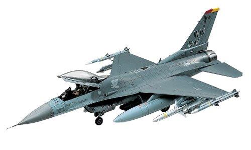 Fighting Falcon Kit (Tamiya Models F-16CJ Fighting Falcon Model Kit)