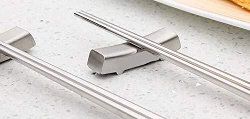 Amazon.com: Chopsticks – 100 palillos chinos de acero ...
