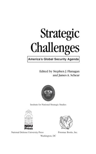 HEALTH IS A NATIONAL SECURITY IMPERATIVE—DISTANT HEALTH THREATS ARE GLOBAL THREATS