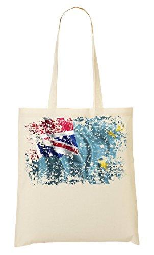 Tuvalu Bolso Country Bolsa Flag To Funafuti Nationality Nice De Mano De Compra La Series rrqafw