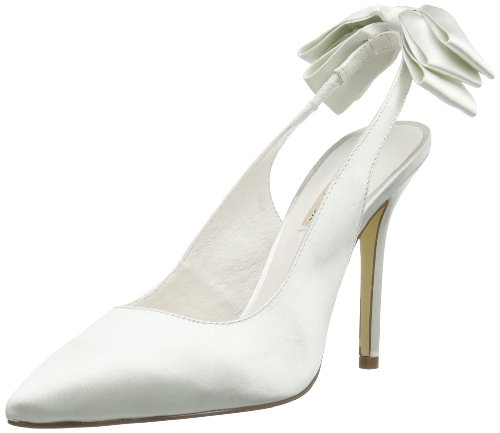Menbur 04 Escarpins Elfenbein Blanc Siam Femme Wedding Ivory rw0Zxr