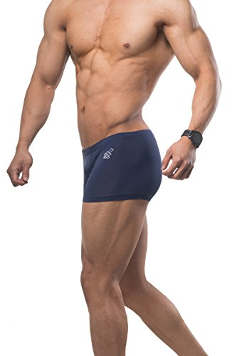 beaa82e578 Jed North Men s 2-Pack Athletic Performance Boxer Brief Underwear Gym  Workout