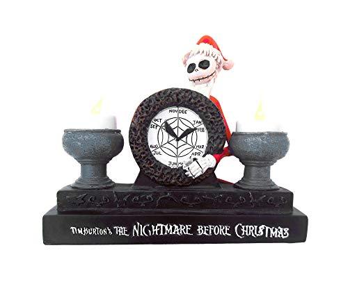 The Nightmare Before Christmas Santa Jack Skellington LED Tea -