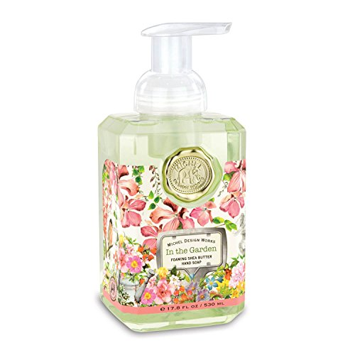 Michel Design Works Foaming Soap, in The Garden