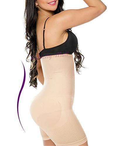 c951e1e720 Women Slim Girdle Bodysuit Shaper Tummy Control Shapewear Waist Trainer  Butt Lift Weight Loss Panty - Buy Online in UAE.