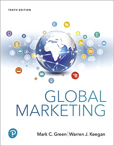 MyLab Marketing with Pearson eText -- Access Card -- for Global Marketing (10th Edition)