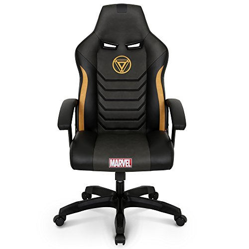Neo Chair Licensed Marvel Iron Man Gaming Chair 330lb High