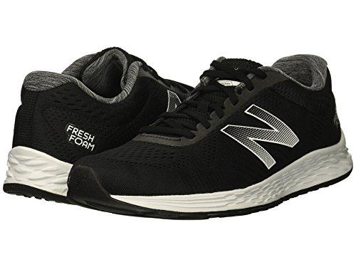 [new balance(ニューバランス)] メンズランニングシューズ?スニーカー?靴 Arishi v1 Black/White 1 10 (28cm) 4E - Extra Wide