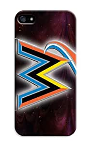 LarryToliver Customizable Baseball Miami Marlins For Iphone 5C Case Cover