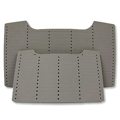 Slotted Foam Fly Box - Umpqua 20 Row Foam Sheet Replacement for Magnum Streamer Fly Holder Boat Box