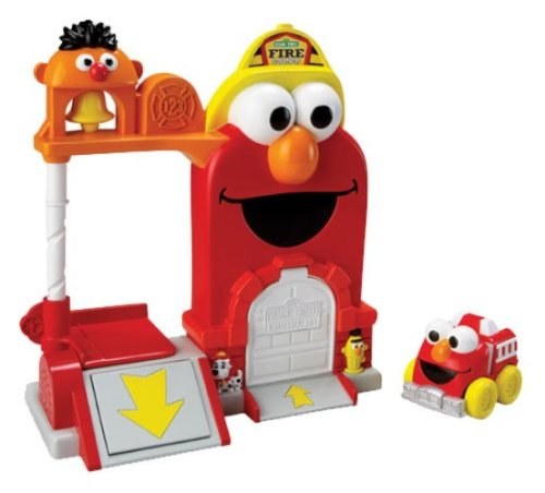 Fisher-Price Giggle 'n Go Fire Rescue Center ()