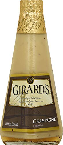 Girard's Champagne Dressing, 12 oz (Salad Light Dressing Champagne)