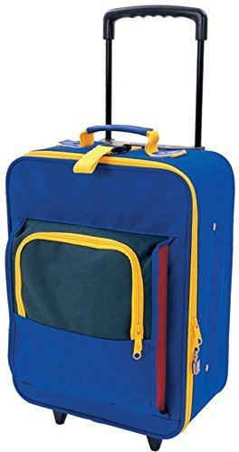 upright rolling luggage - 9