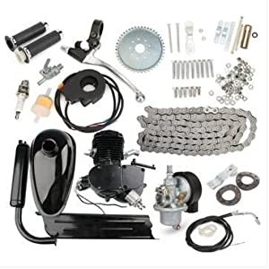 9. MD Group Motorized Bike Body Engine 80cc 2-Stroke Cycle Motor Kit