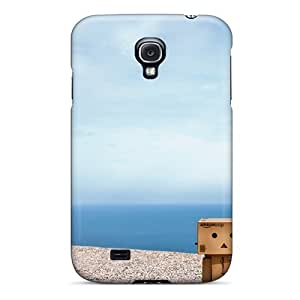 Defender Case With Nice Appearance (danbo In Formentor) For Galaxy S4