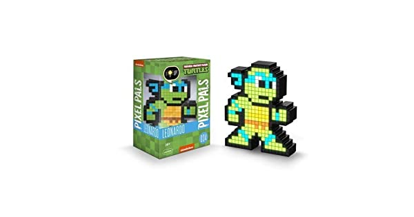 PDP - Pixel Pals TMNT Leonardo: Amazon.es: Videojuegos