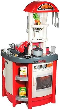 Smoby 24166 Tefal Studio Espresso - Cocina de Juguete con ...
