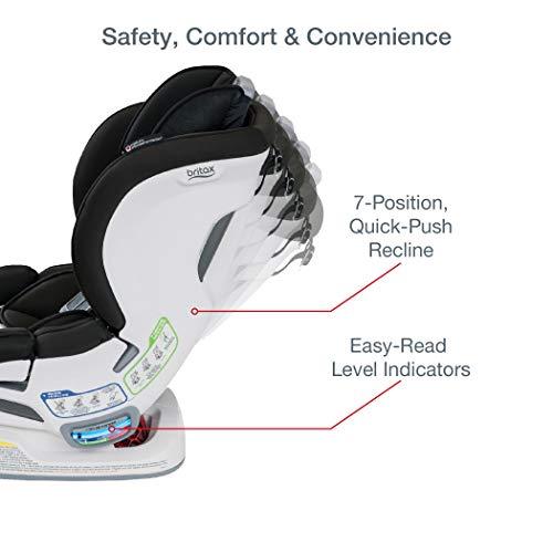 Britax Boulevard ClickTight Convertible Car Seat | 2 Layer ...