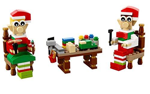 LEGO 40205 Christmas Seasonal Holiday Elves Workshop