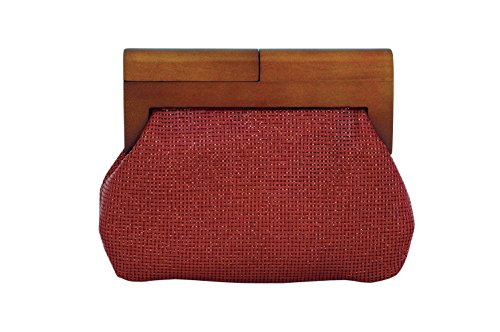 whiting-and-davis-heidi-wood-framed-mesh-clutch-tomato-red