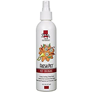 Top Performance Fresh Pet Cologne Mist, 8-Ounce