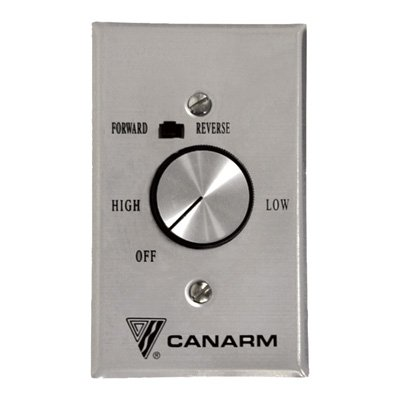 Canarm speed control for use with canarm industrial ceiling fans canarm speed control for use with canarm industrial ceiling fans model cnfrmc5 aloadofball Gallery