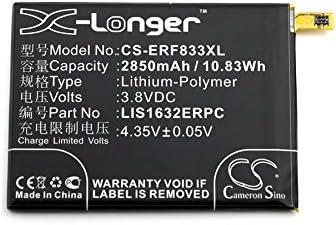 F8332 Xperia XZ Dual SIM Smartphone F8331 Cameron-Sino CS Standby Battery for Sony Ericsson Mobile Xperia XZ