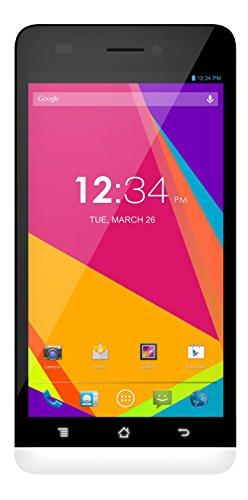 UPC 848958010401, BLU Studio 5.0 LTE, 8MP, ( 4GB+1GB RAM)- Factory Unlocked (White) - Unlocked Cell Phones - Retail Packaging - White