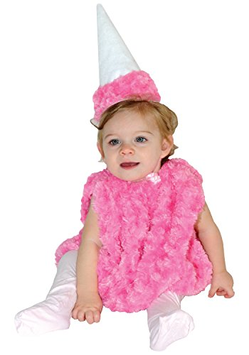 AM PM Kids! Baby Girl's Cotton Candy Costume, Pink, One Size (Candy Girl Child Costume)