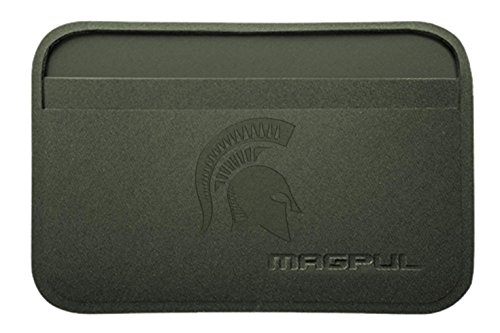 Magpul DAKA Everyday Wallet MAG763 ODG Laser Engraved Spartan Helmet 4