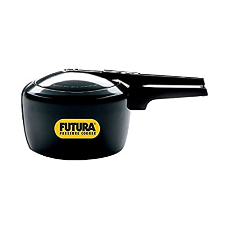 Futura 3 Litre Pressure Cooker Hard Anodised Amazon