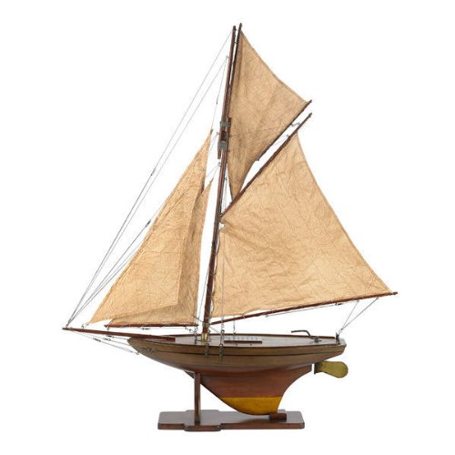- Authentic Models AS105F Victorian Pond Yacht