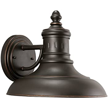 Design House 516732 Monterey 1 Light Wall Light, Oil Rubbed Bronze