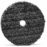 Buff and Shine Uro-Fiber Pad For Compounding and Polishing- 5 inch