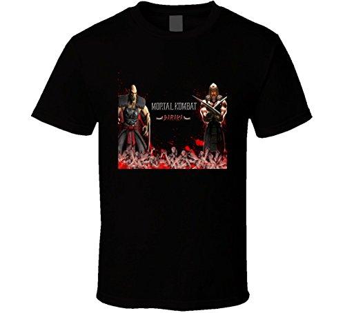 Baraka Mortal Kombat 9 Video Game T Shirt XL Black -