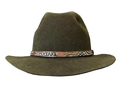 Amazon.com  Stetson Jackson Fur Blend Hat OWJKSN-217142  Clothing be9bcd90ad7