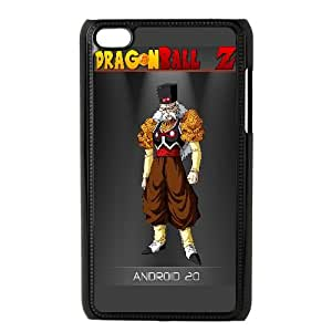 Android Dragon Ball Z Anime iPod Touch 4 Case Black TPU Phone Case SV_053259