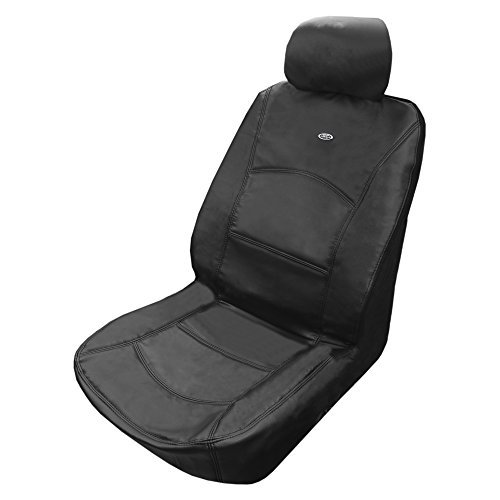 leather seat cover single - 9