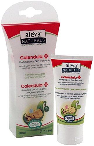 Aleva Naturals caléndula piel remedio - 1.7 oz
