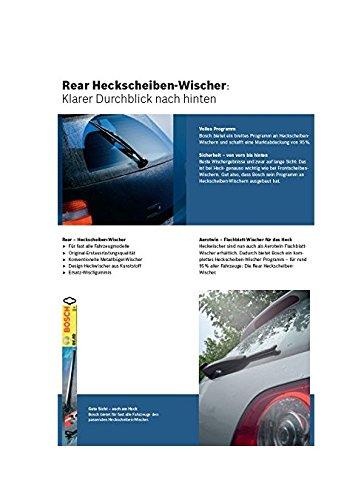 Bosch 3 397 011 134 Escobillas De Limpiaparabrisas: Amazon.es: Coche y moto