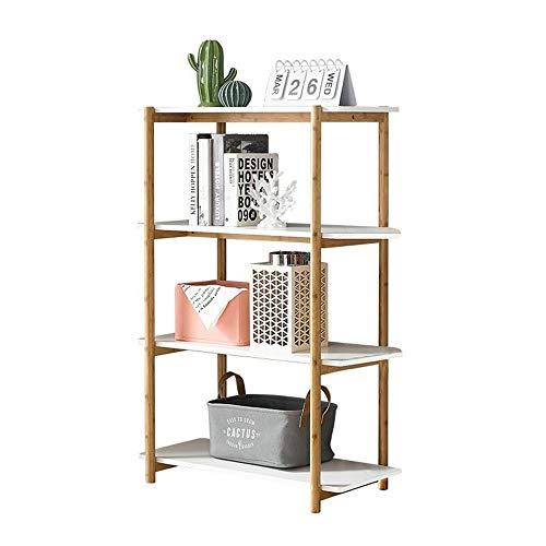 Amazon.com: Jcnfa-Shelves - Estantería redonda para ...