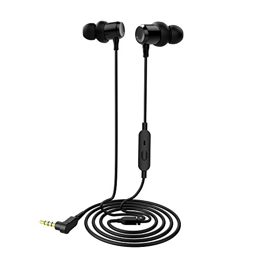 Dudios in-Ear Headphones Noise Cancelling Earphones Stereo Earbud