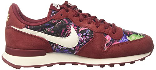 Red Team Team Nike Red PRM Sail Rot Turnschuhe Internationalist W Damen wqwzpv