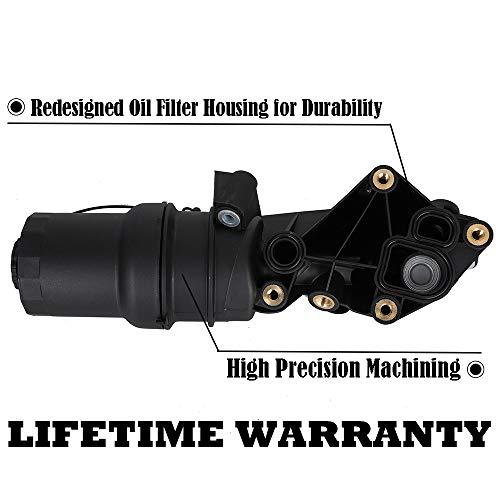 oil filter 2006 - 8