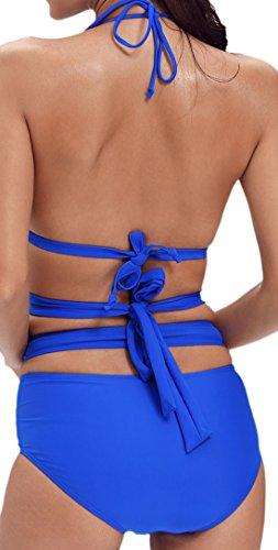 Elsa Steen - Conjunto - Básico - 45 DEN - para mujer Azul